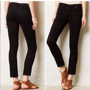 AG jeans the stevie ankle skinny straight jeans 27